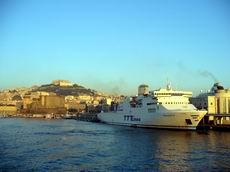 Neapol,ferry,port,Napoli,Naples,It�lie,Italy,Italia